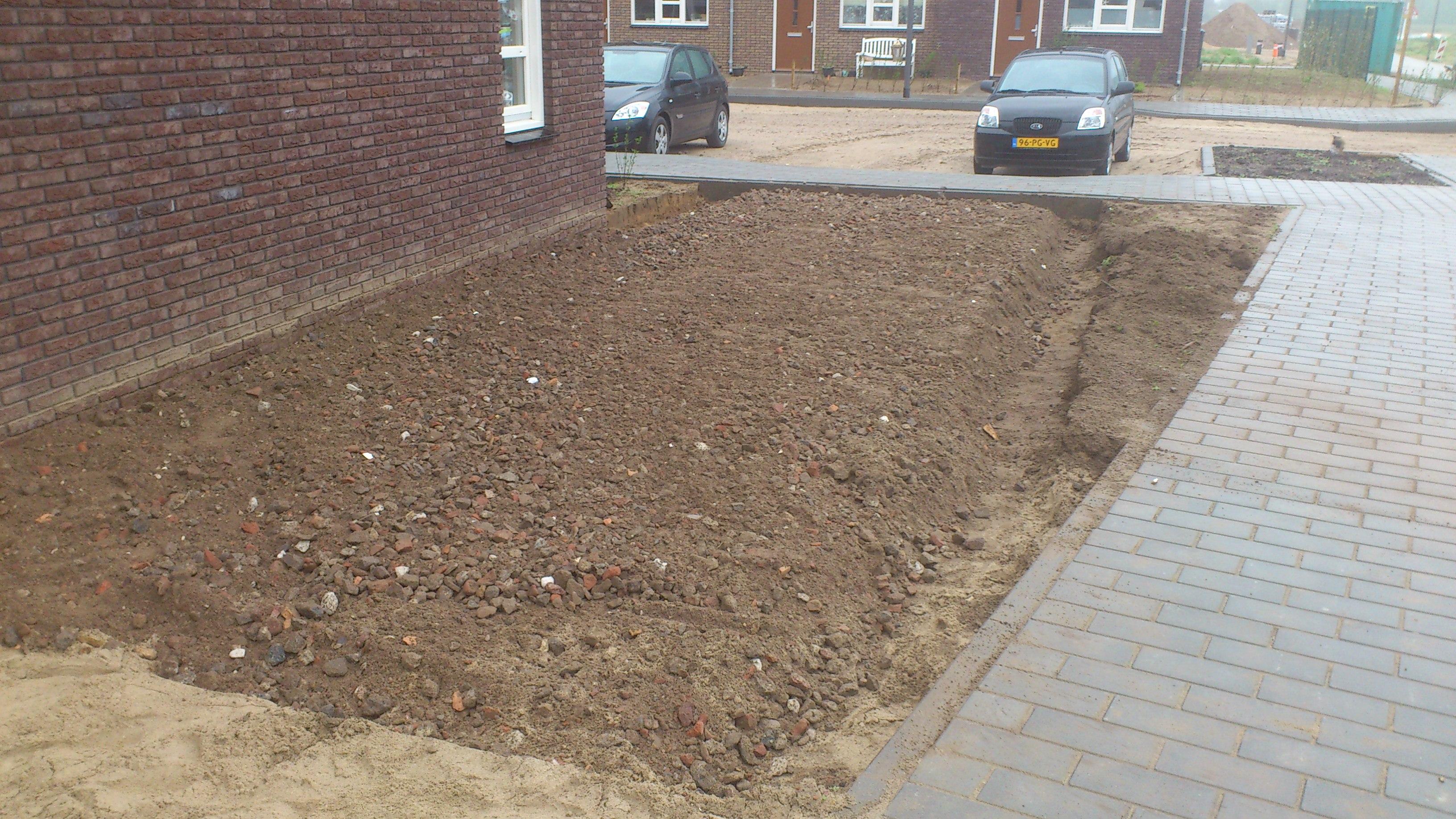 Tegels en bkk doetinchem tuinservice achterhoek - Oprit idee ...